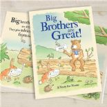 Big Brother Personalised Book, ref BBPB